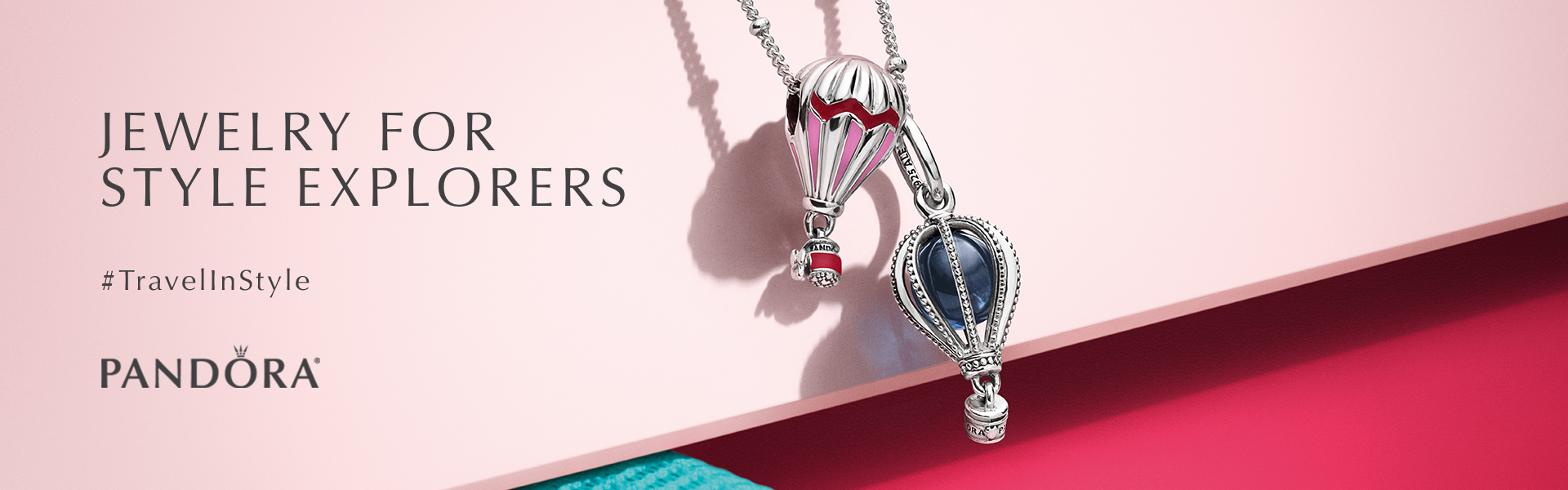 Pandora Jewelry For Style Explorers