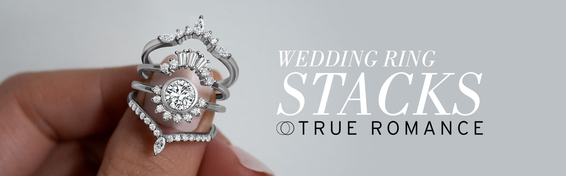 True Romance Stackables